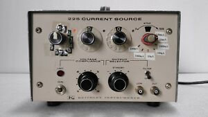 KEITHLEY, Used / 225 / CURRENT SOURCE
