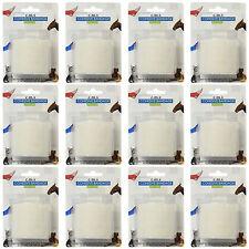 12 Pack x CMS Self Adhesive Elastic Medical Cohesive Bandage Roll Wrap 5cm White