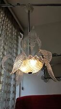 Lampadario d'epoca Chandelier Murano Glass stile Barovier&Toso 40's