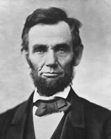 President Abraham Lincoln Official Portrait 11 x 14 Poster Photo Picture