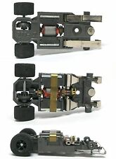 1982 Aurora AFX G+ G-PLUS HO Slot Car Vintage BlkWheel ELF CHASSIS Bench Tested!