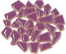 Flip céramique Mini tuiles de Mosaïque - Mauve 100g