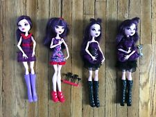 Monster High Dolls Elissabat. Frights Camera Action, Scarnival, Ghoulebrities