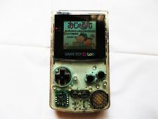 Game Boy Color GameBoy Console GB Nintendo CGB-001 Japan JPN