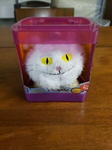Neopets Interactive Petpet Plushie Angelpuss Thinkway Toys 2003