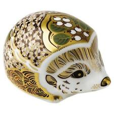 Royal Crown Derby - Paperweight - Snowberry Hedgehog - NEW in Box - PAPBOX61319