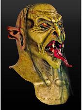 Lengua de Serpiente máscara de látex Halloween monstruo criatura