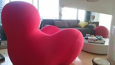GENUINE Gaetano Pesce UP5  RED DONNA LOUNGE CHAIR by  BB Italia & Maxalto  2000