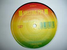 "Melting Pot - Featuring Bim Sherman – Beyond The Hill (12"")"