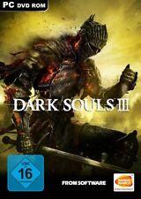 DARK Souls III (PC solo il Steam Key Download Code) nessun DVD, NO CD, Steam only