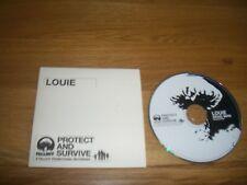Louie-Dead man.cd 1 track promo