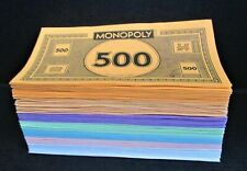 Monopoly Replacement Set Money Cash Currency  from a NON SMOKING Home! Very Good