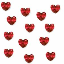 10pcs of Month Heart BIRTHSTONE - 5mm Floating Charms for Living Memory Locket