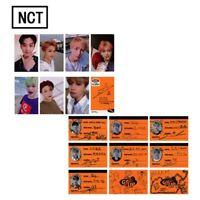 7pcs/set Kpop NCT Dream We Go Up Album Photo Cards Self Made Photocard Fnas Gift