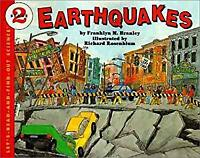 Earthquakes Paperback Franklyn Mansfield Branley