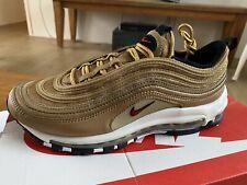 New Nike Air Max 97 Gold Bullet 40.5 Sneakers Patta 40 US 7.5 UK 6.5