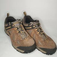New Balance MW645WR Men's Size 12 Brown And Yellow ABZORB Water Resistant