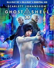 Ghost In The Shell Blu-ray 3D