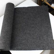 Grey Felt  Underfelt Sound Proof Materials For Car Flooring Trunk Carpet Lining