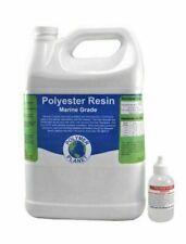 Polymer Planet 4354049182 Polyester Fiberglass Laminating Resin Gallon with Hardener - Marine Boat