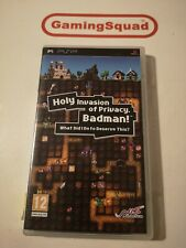 Holy Invasion of Privacy Badman PSP, Supplied by Gaming Squad
