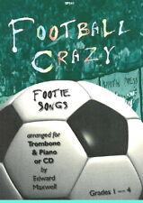 Edward Maxwell: Football Crazy for Trombone & Piano/CD SP841