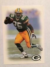 2000 Skybox Dominion #50 - Dorsey Levens - Green Bay Packers