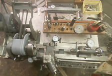 Atlas Lathe Good Condition Runs Great Lots Of Tooling 33in Long