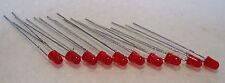 2K450 10 X 3mm 12volts 20mcd Rouge Led - Diodes Électroluminescentes