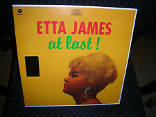 Etta James **At Last **Brand New Record LP Vinyl