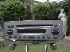 ALFA ROMEO-156-JTS-2003-FIT- GTV & SPIDER-GENUINE  CD  RADIO- IN GOOD CONDITION