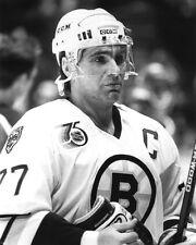 Boston Bruins RAY BOURQUE Glossy 8x10 Photo NHL Hockey Print Poster