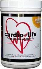 (12) CARDIO FOR LIFE 16oz L-ARGININE MICROPOWDER ORANGE GRAPE PEACH