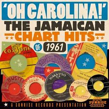 Various(2CD Album)Oh! Carolina - Jamaican Hits 1961-Sunrise-SUNRDD011-New