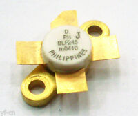 1pc PHILIPPINES BLF245 BLF 245 VHF High Power Gain MOS Transistor