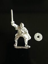 Warhammer Lord of The Rings LOTR - Rohan Captain Mounted Metal OOP