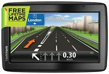 """TomTom Via 135 Europe 45 pays Portable acquitter 5/"""" 45 Pays"""