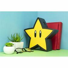 Lámpara Estrella Super Mario con proyector - Producto Oficial