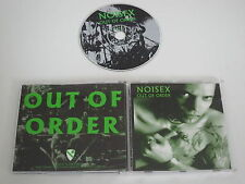 NOISEX/OUT OF ORDER(ULC 1) CD ALBUM