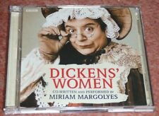 DICKENS WOMEN PERFORMED BY MIRIAM MARGOLYES BBC 2CD AUDIOBOOK EX CONDITION