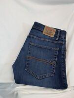 Tommy Hilfiger RYDER REGULAR Slim Straight Stretch Denim Jeans  W34 L34 (TH2028)