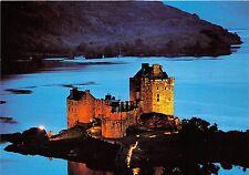 BT18252 eilean donan castle floodit  scotland