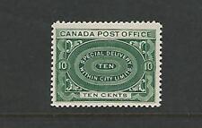 Canada, Affrancatura Francobollo, #E1 come Nuovo Nh , 1898, Jfz