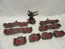 Warhammer Aegis Defense Line  Custom Painted by Pizzazz