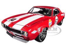 1967 CHEVROLET CAMARO Z/28 #57 HEINRICH CHEVY-LAND LTD ED 750PCS 1/18 GMP 18843