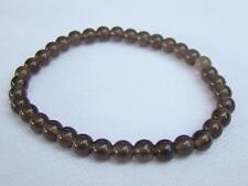Para Hombre y Mujer Elástico Pulsera de piedras preciosas naturales 6 mm hielo Obsidiana cuentas 7.5 in (approx. 19.05 cm)