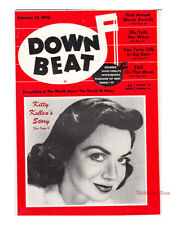 Down Beat 1955 Kitty Kallen Ella Fitzgerald Julius LaRosa George Wallington