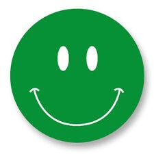 Magnet Aimant Frigo Ø38mm Smiley Face Smile Sourire Smiling Happy Face Bleu Blue