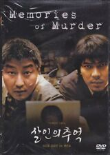 Memories Of Murder  -Hong Kong RARE  HORROR EURO CULT ACTION MOVIE