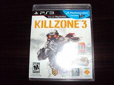 PS3 GAME (KILL ZONE 3)